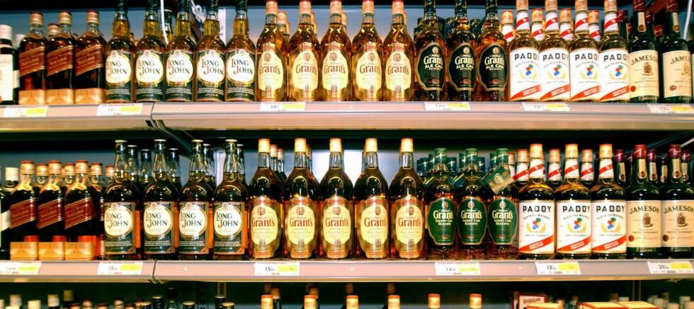Samler du på edle dråper, kan det være fristende å importere selv, men pass på tollsatsene. Foto: colourbox.com