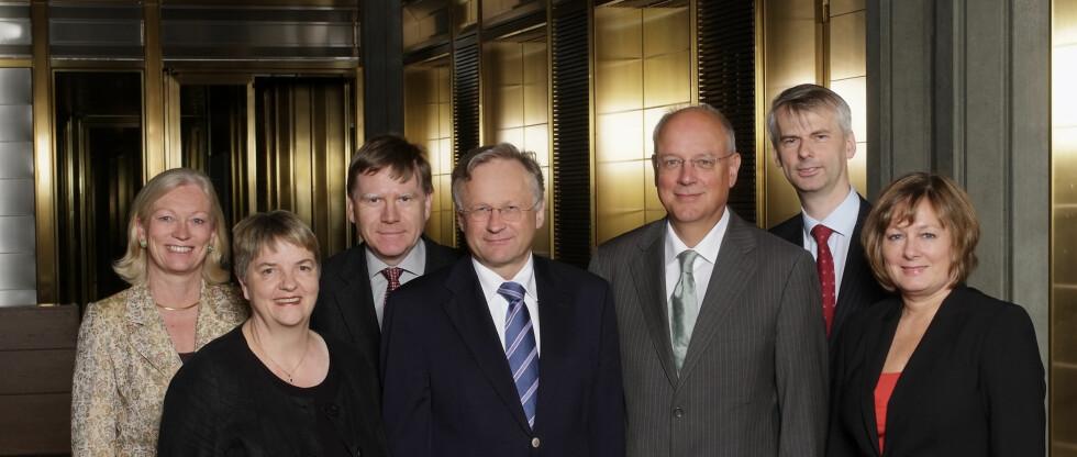 Norges Banks hovedstyre har besluttet å holde renta uendret inntil videre. Foto: Sturlason