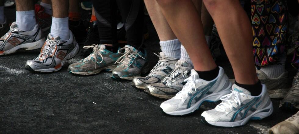 Vet du hva du skal se etter når du skal velge nye joggesko? Foto: Colourbox.com