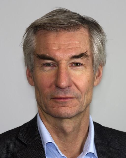 Sjeføkonom Kjell Senneset tror ikke et kvart prosents renteøkning vil ha noen stor innvirkning på boligprisene.  Foto: Prognosesenteret