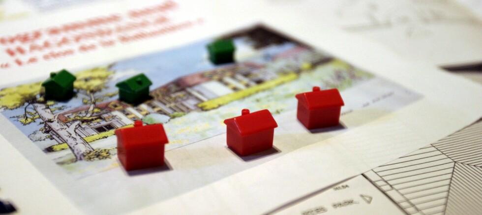 Det er ikke monopol, det er snakk om hjemmet ditt, så ikke la deg stresse til å gjøre forhastede beslutninger. Foto: Colourbox.com