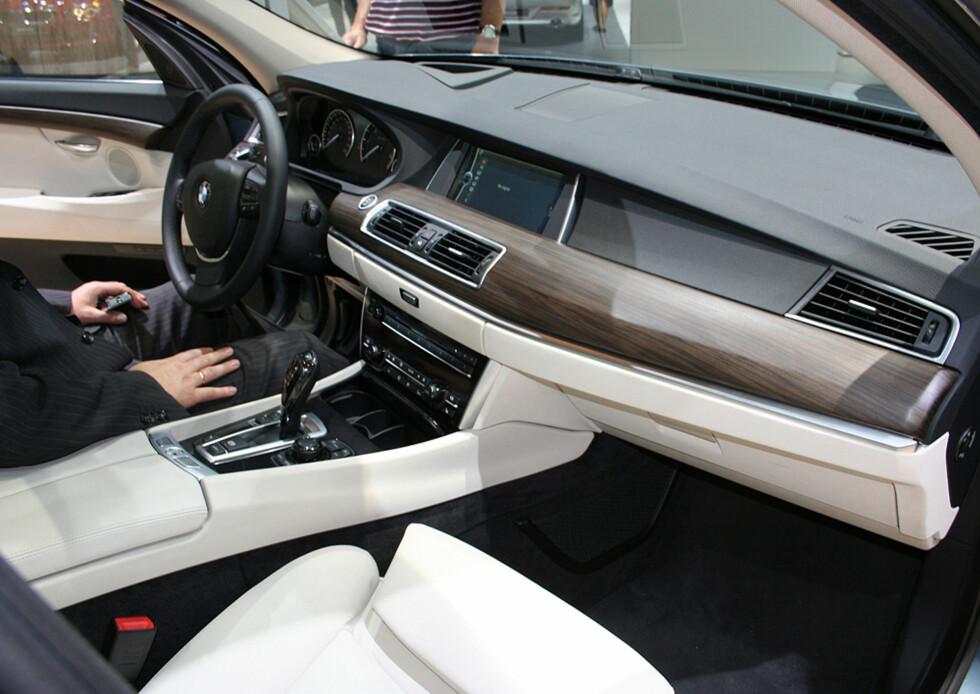BMW Gran Turismo Foto: Knut Moberg