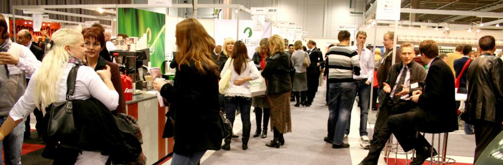 Nå planlegges det outletmesse for de som er glad i merkeklær. Foto: Norges Varemesse