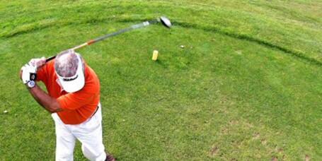 Er golf egentlig trening?