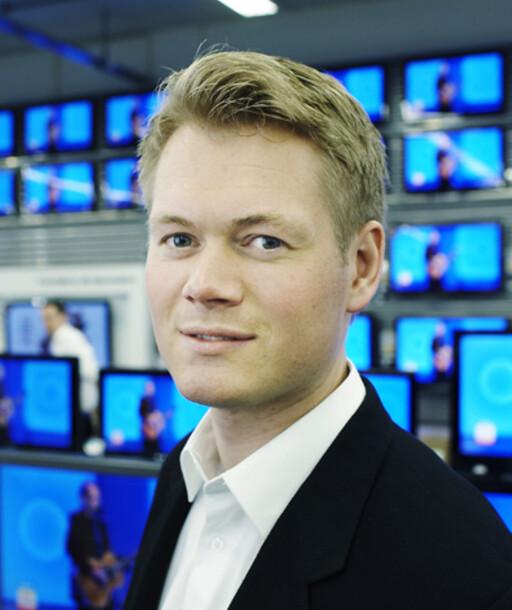 Christian Brekke, kommunikasjonsrådgiver i Elkjøp.
