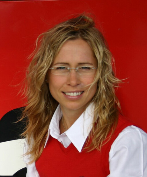Sara Widman, informasjonsansvarlig i Siba