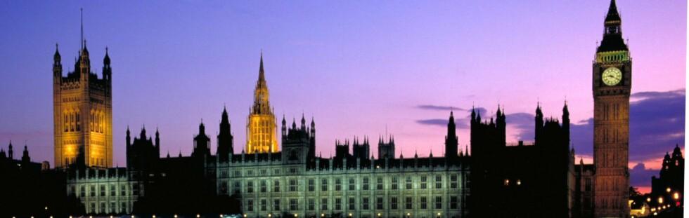 Hotelleprisene i London har falt med 12 prosent siden i fjor. Foto: Britain on View