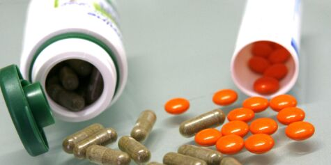 image: Vitaminer= stort sett penger i do