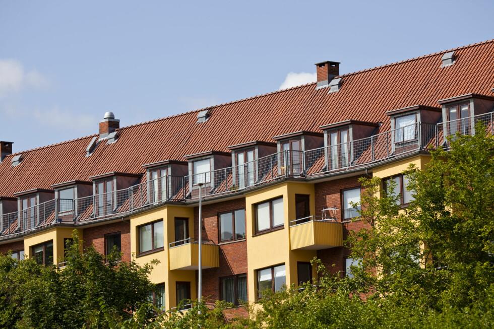 Lønner det seg for deg å investere i en ekstra bolig? Foto: Colourbox.com