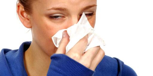 image: 8 ting du bør gjøre før du får influensaen