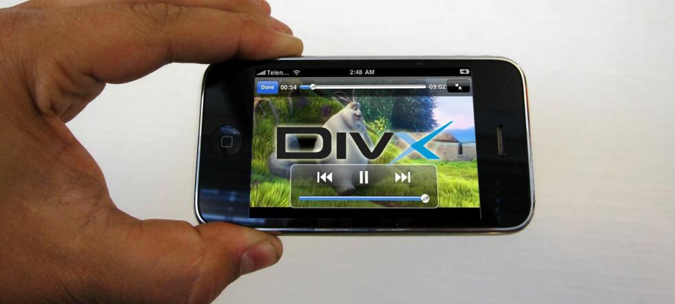 VLC4iPhone - spiller alle videoformater på iPhone