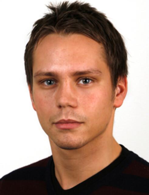 Kim Jansson er journalist i DinSide. twitter.com/kimjan Foto: Per Ervland