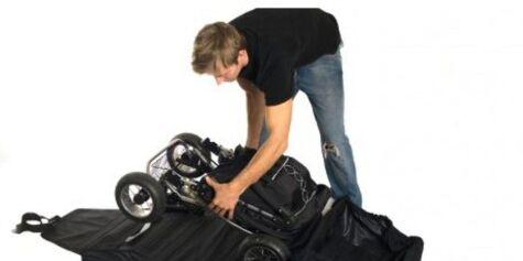 image: PramPack redder bagasjen din