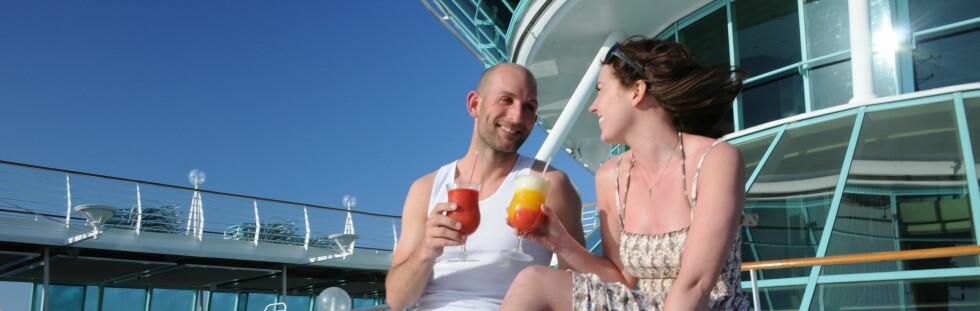 Drømmer du om cruiseferie? Ikke gå i fella når du bestiller turen, ellers kan du ende opp med å betale altfor mye. Foto: Hans Kristian Krogh-Hanssen