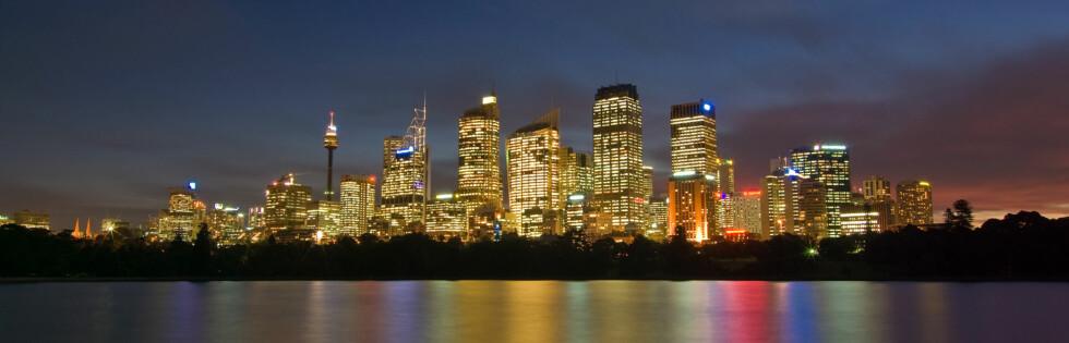 Sydney er Australias mest kjente og best besøkte storby. Men den er ikke hovedstad. Foto: Craig Jewell