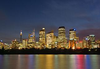 Verdens ti beste byer