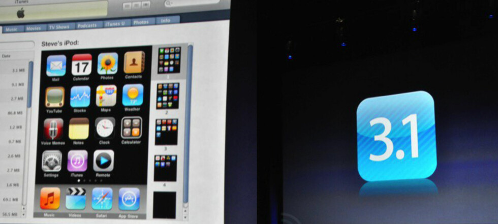 Her er Apple-nyhetene