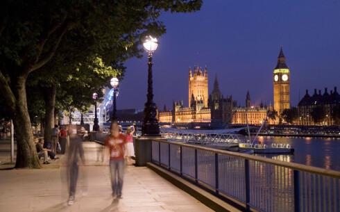 London er billigst i november, januar og februar. Foto: Britain on View