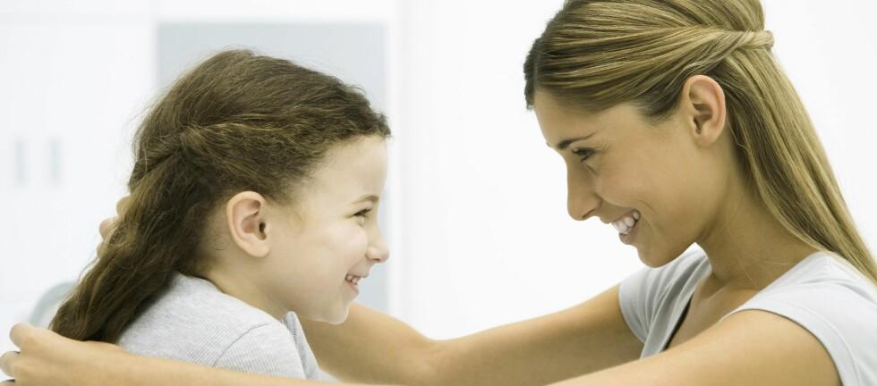 De nye funnene utfordrer den tradisjonelle troen om at et hjem bestående av en mor og en far, er best for barnet. Foto: Colourbox.com