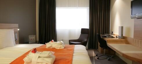 Sjekk inn: Hotel Gothia Towers