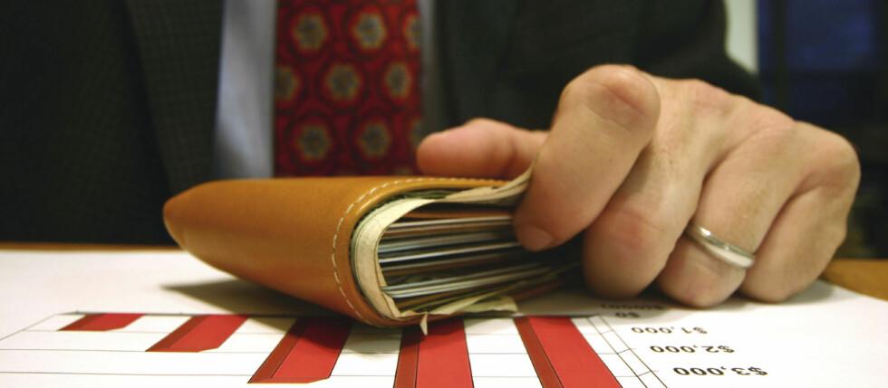 Høyere rente og fortsatt vekst i arbeidsledigheten er noe av det vi vil se i høst. Foto: Istockphoto.com