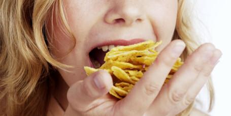 Ikke spis dette mens du kjører bil