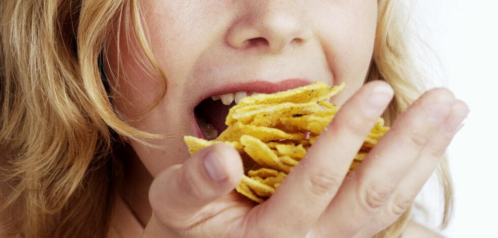 image: Ikke spis dette mens du kjører bil