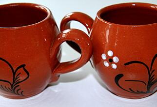 NB! Drikker du av keramikkopp?