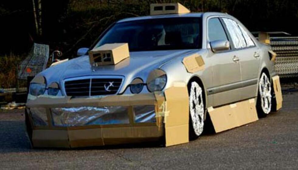 De latterligste bilene