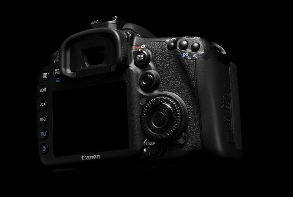 Canon EOS 7D lansert