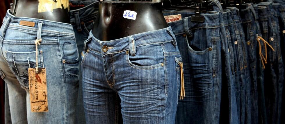 Du kan handle billig hele året hvis du kjenner til utsalgene. Foto: Colourboc.com