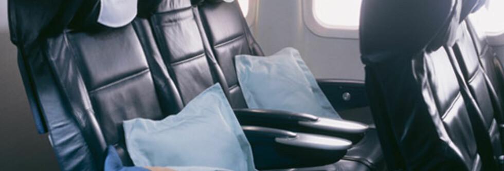 British Airways reinnfører brede seter på europeisk businessklasse. Foto: Selskapet