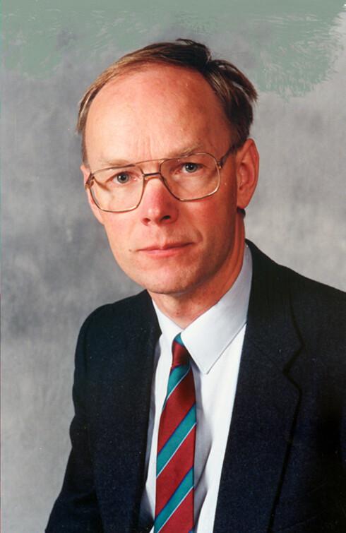 Et klart tja: Per Olav Lundteigen (Sp) tillhørte et mindretall i finanskomitéen som ville utrede lavere inkassogebyrer. Foto: @Stortingsarkivet/Scanpix