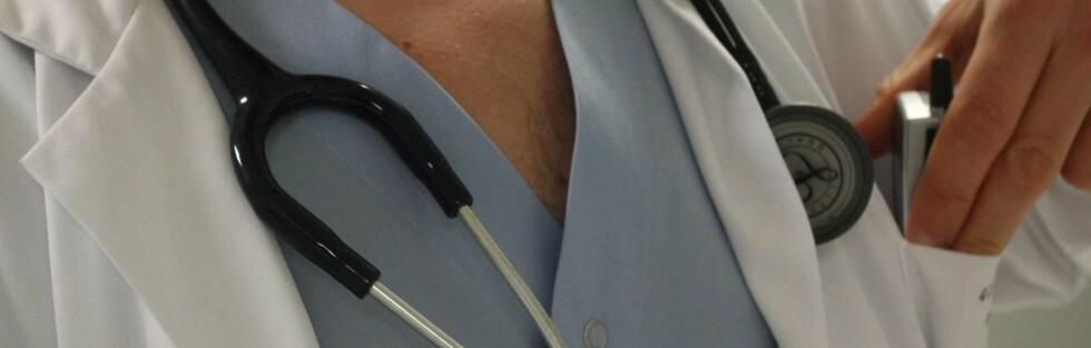 VAKSINASJON ELLER EI: Flere leger ønsker ikke å vaksinere seg mot svineinfluensa, ifølge to britiske undersøkelser. Foto: Colourbox.com