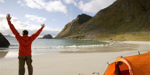 image: Slik blir teltturen mer komfortabel