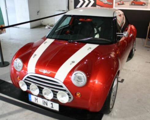 Mini Concept Monte Carlo fra 1997