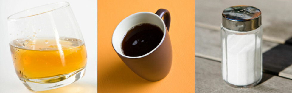 LENGE LEVE? Noen av verdens eldste personer hevder den lange levealderen skyldes alkohol, kaffe og salt. Foto: Illustrasjon Colourbox.com