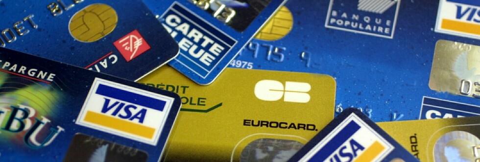 Dyr moro Vi har en permanent kredittkortgjeld på 22.000 kroner per husstand. Det koster oss inntil 5.000 kroner året i renter.   Foto: colourbox.com