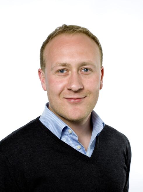 - Skal ikke berike seg:  - Vi ønsker ikke at kundene beriker seg på å avbryte abonnementsavtaler, sier kommunikasjonsjef Øyvind Vederhus i Netcom. Foto: Netcom