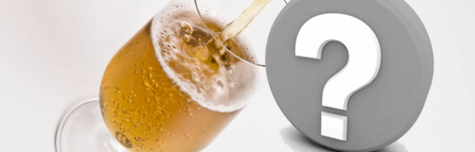 58 PROSENT vet ikke at alkohol kan forstyrre søvnen. Var du klar over dette? Foto: Montasje Colourbox og Stock.xchng