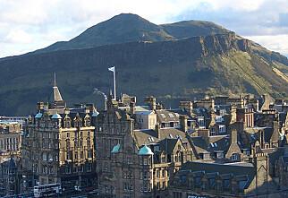 Ny rute fra Torp til Edinburgh
