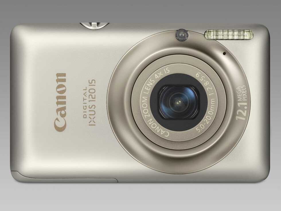 Canon Digital IXUS 120IS