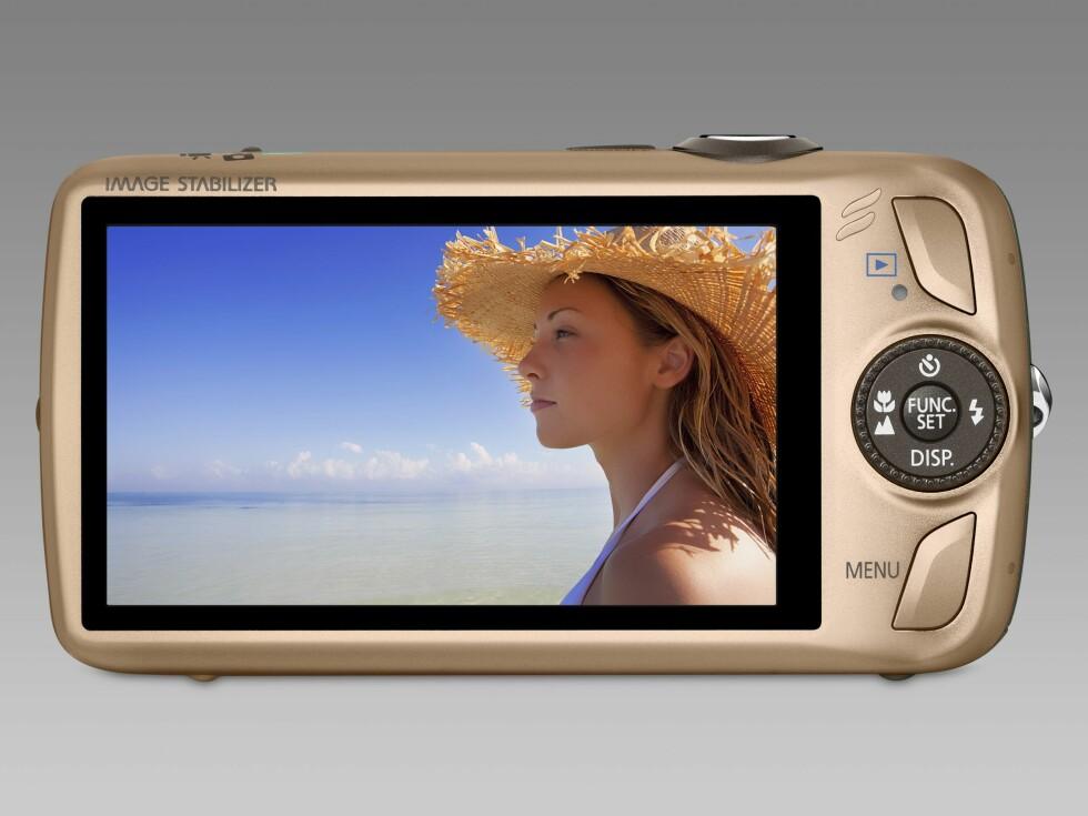 Canon Digital IXUS 200IS