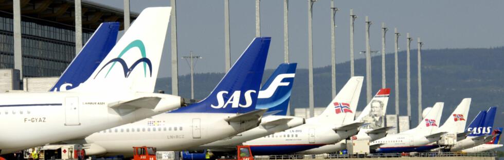 Fly fra Gardermoen? Sjekk hvordan du kommer deg ut dit billigst. Foto: Oslo Lufthavn