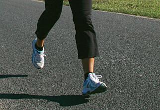 Løp med riktige sokker