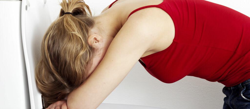 Småspising kan hjelpe mot morgenkvalme, spis ofte og før du er sulten.  Foto: Colourbox.com