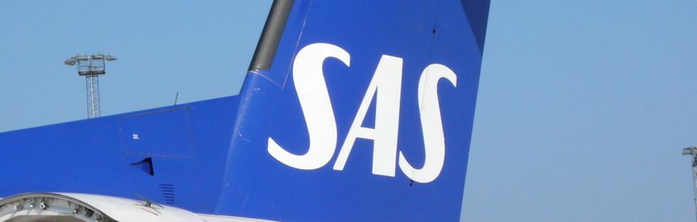SAS er inne i en krise. En snuoperasjon er tvingende nødvendig. Foto: Colourbox