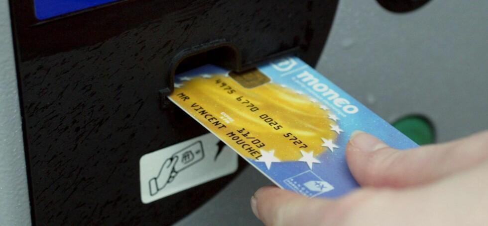 Uaktsomhet med kortkoder blir dyr. Foto: colourbox.com