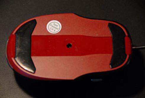 Gaming-mus for begge hender