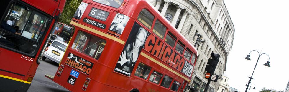 London i høst? Hvorfor ikke! Foto: Colourbox